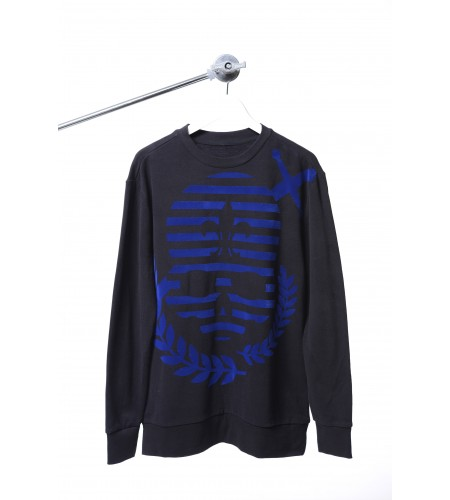 Quarter Marshal Sweater (Black)